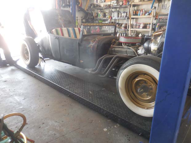 1921 Chevrolet Rat Rod