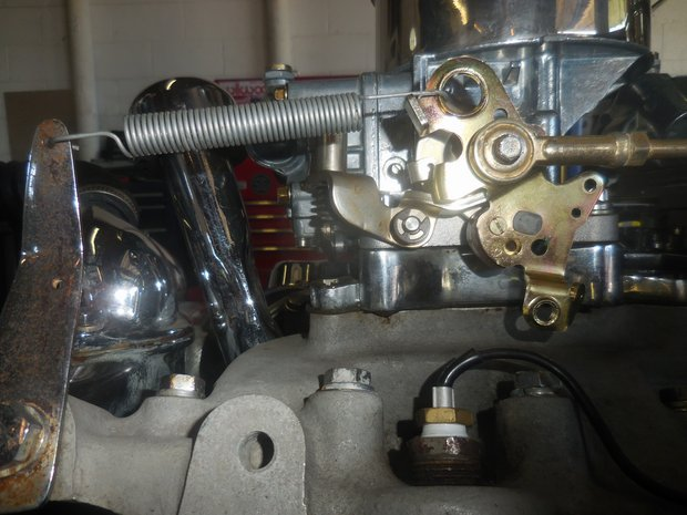 1923 Ford T-Bucket 392 Hemi Repairs