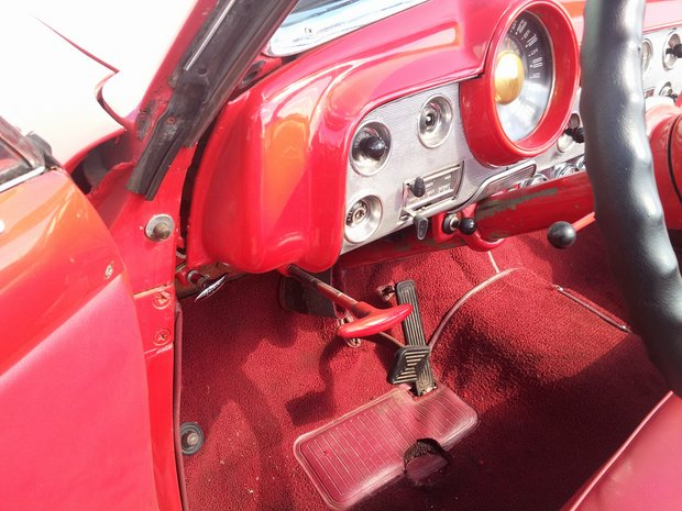 1951 Ford Convertible Complete Rewire