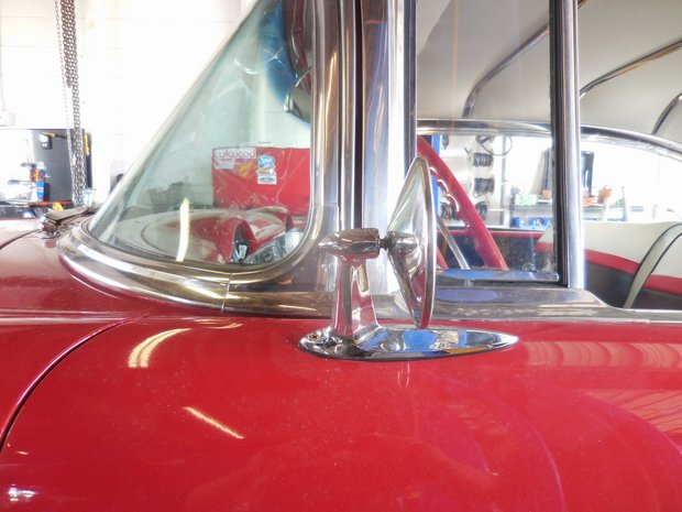 1955 Belair Cooling System Upgrades