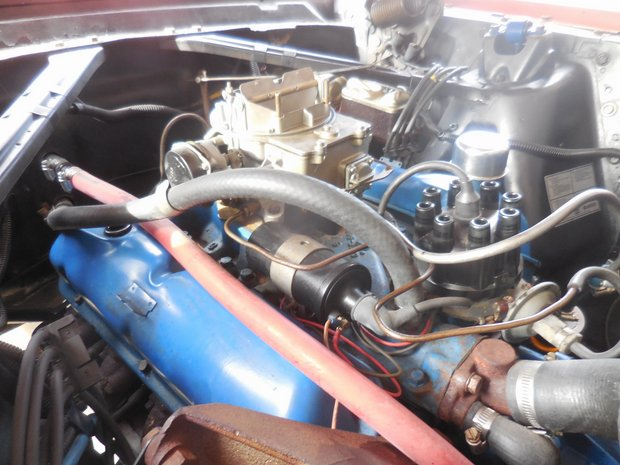 1964.5 Mustang Intake and Inspection