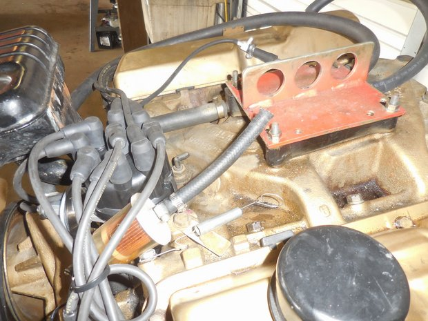 1965 Ford Thunderbird 390 Engine Rebuild