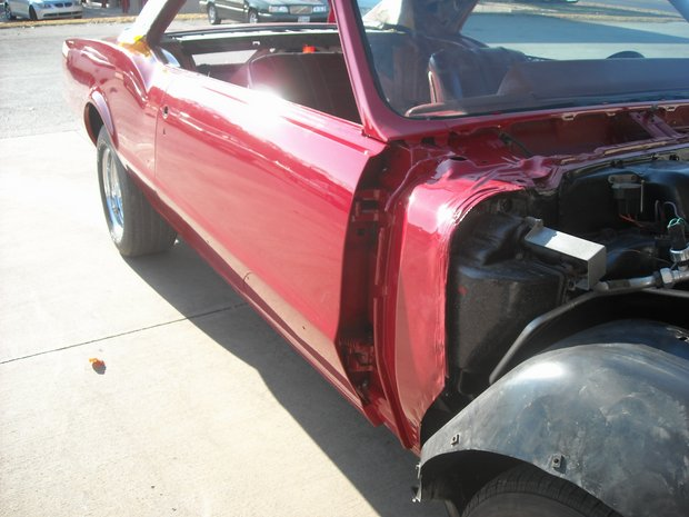 1966 Oldsmobile Cutlass Body & Paint