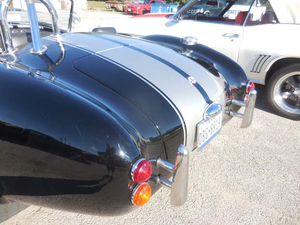 1966 Ford AC Cobra Shelby Replica Black