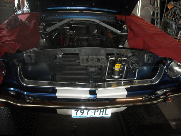 1966 Mustang 289 Cam & Head Porting