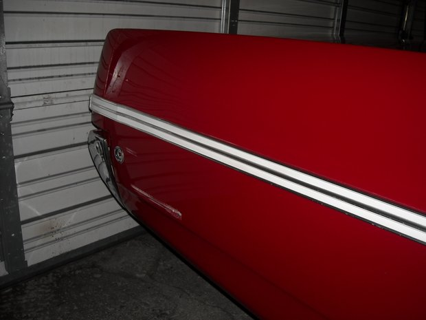 1968 Plymouth Fury III Carb Install, Quarter Panel Paint