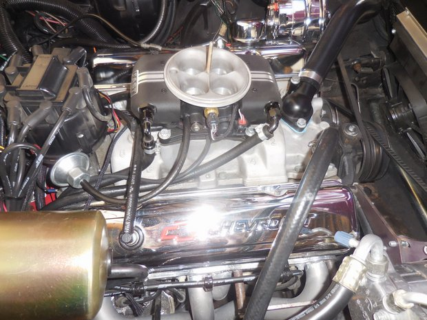 1969 Corvette 383 Fuel Injected Engine Inspection