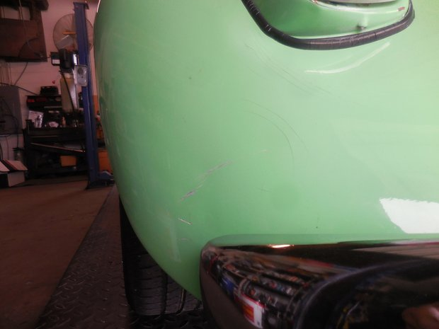 1969 VW Beetle Inspection and Upgrade