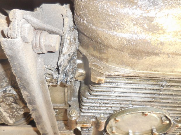 1978 VW Beetle Fuel Injection Repair