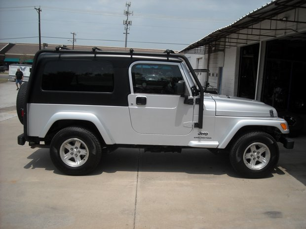 2006 Jeep Unlimited 4