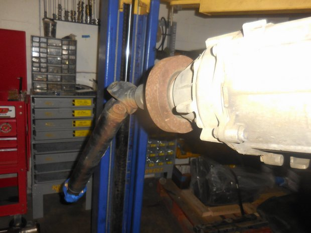 2006 Jeep Wrangler Clutch & Rear Main