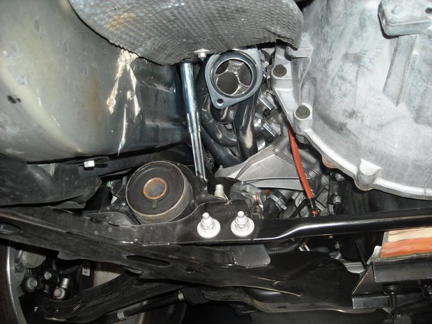 2009 Ford Mustang GT-CS Header & Valve Cover Install