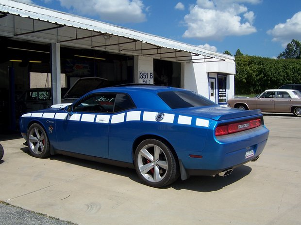 2010 Challenger Exhaust Cut-Outs Install