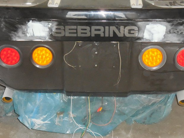 CnC Customs Sterling Sebring